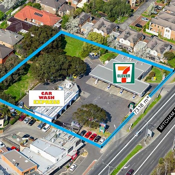 AUCTION 1/11/2017 - Investment | Retail | Development/Land (Offices, Retail, Residential) - 77-79 Mitcham Road, Donvale, VIC 3111
