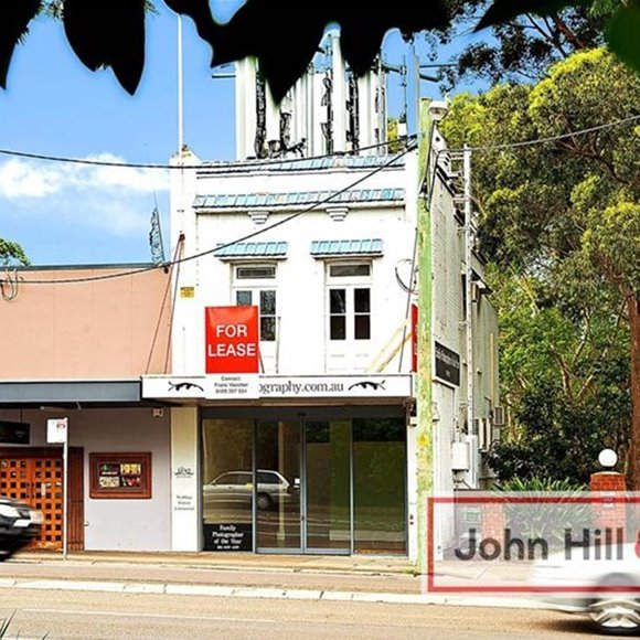 FOR LEASE - Retail | Offices | Showrooms - 554 Pacific Highway, Killara, NSW 2071