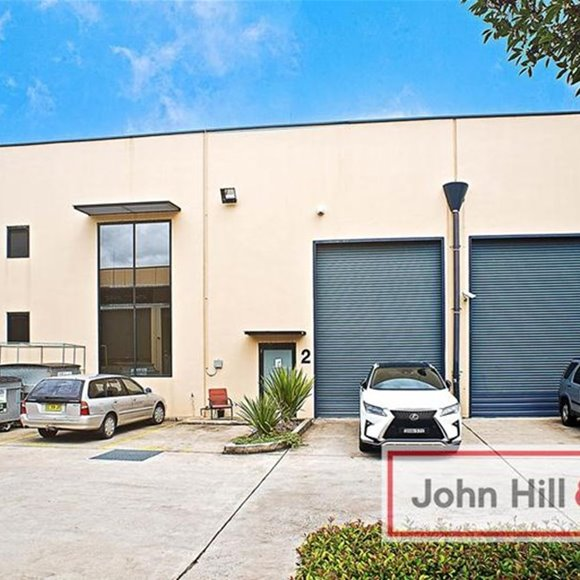 FOR LEASE - Offices | Showrooms - 2/1-3 Nicholas Street, Lidcombe, NSW 2141
