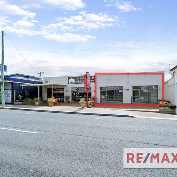 FOR LEASE - Offices | Retail | Medical - 2 & 3/668 Wynnum Road, Morningside, QLD 4170