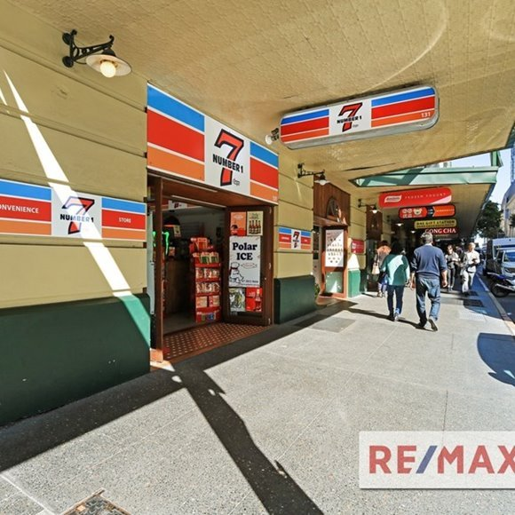 FOR LEASE - Retail - Lot 1/167 Albert Street, Brisbane City, QLD 4000