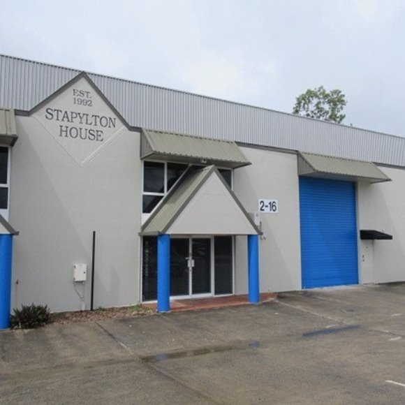LEASED - Industrial | Industrial - 2/16 Maiella Street, Stapylton, QLD 4207