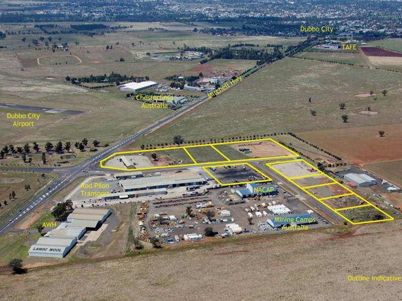 Pilon's Industrial Estate, Mitchell Highway, Dubbo, NSW 2830 - Property 148590 - Image 1
