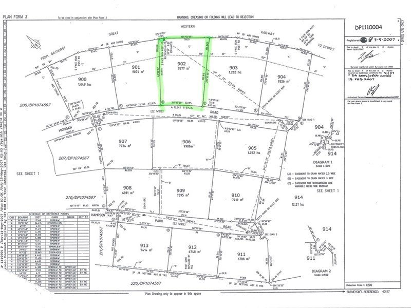 Lot 902 Michigan Road, Bathurst, NSW 2795 - Property 160222 - Image 1