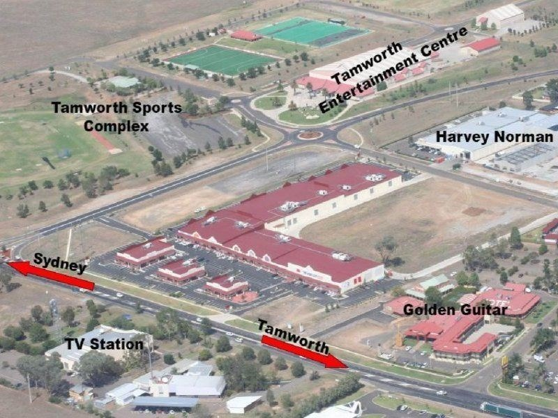Corner New England Highway & Greg Norman Drive, Tamworth, NSW 2340 - Property 289960 - Image 1
