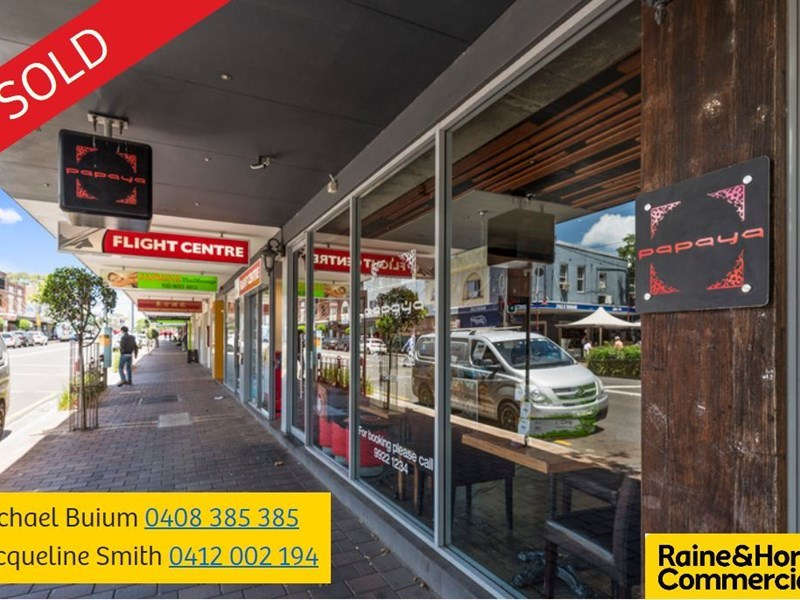 Shop 3/506 Miller Street, Cammeray, NSW 2062 - Property 313158 - Image 1