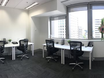 FOR LEASE - Offices - Office 8 Level 18, 324 Queen Street, Brisbane City, QLD 4000