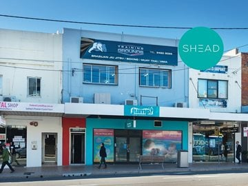 LEASED - Offices | Showrooms | Medical - Level 1, 449a Pacific Highway, Crows Nest, NSW 2065