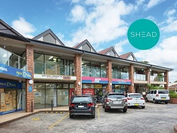 LEASED - Retail - Shop 5/283 Penshurst Street, Willoughby, NSW 2068