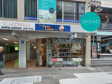 LEASED - Retail | Showrooms | Medical - Shop 1/11 Spring Street, Chatswood, NSW 2067