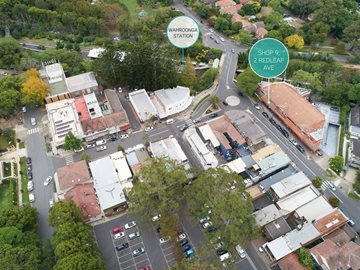 FOR SALE - Offices | Retail | Medical - Shop 9/2 Redleaf Avenue, Wahroonga, NSW 2076