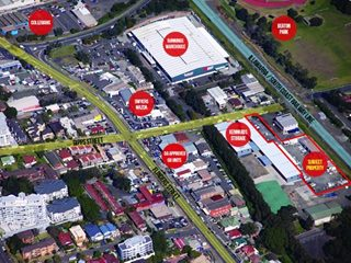 FOR SALE - Industrial | Development/Land - 106 Gipps Street, Wollongong, NSW 2500