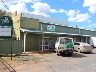 FOR LEASE - Industrial - 1/12 Young Street, Dubbo, NSW 2830