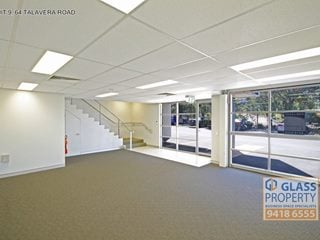 SALE / LEASE - Offices | Industrial | Showrooms - Unit 9, 64 Talavera Road, Macquarie Park, NSW 2113