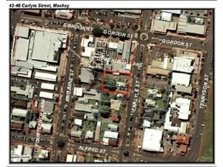FOR SALE - Development/Land - 40-46 Carlyle Street, Mackay, QLD 4740
