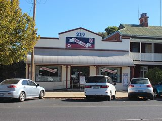 FOR LEASE - Offices | Retail - 219 Darling Street, Dubbo, NSW 2830