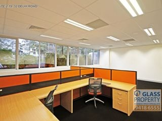SALE / LEASE - Offices - Suite 2.19, 32 Delhi Road, North Ryde, NSW 2113
