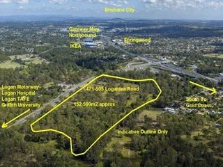 LEASED - Development/Land - 471-505 Loganlea Road, Slacks Creek, QLD 4127
