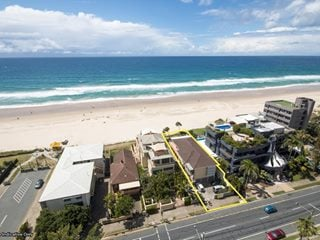FOR SALE - Investment | Development/Land - 3513 Main Beach Parade, Main Beach, QLD 4217