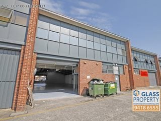 FOR LEASE - Industrial - Unit 12, 33-37 College Street, Gladesville, NSW 2111