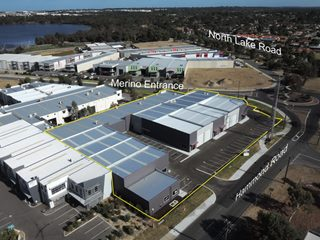 FOR SALE - Industrial | Showrooms | Offices - 7/1 Merino Entrance, Cockburn Central, WA 6164