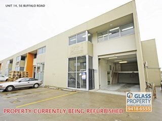 FOR LEASE - Industrial - Unit 14, 56 Buffalo Road, Gladesville, NSW 2111