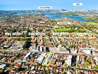 FOR SALE - Investment | Development/Land - 223 Great North Road, Five Dock, NSW 2046