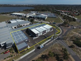 FOR SALE - Industrial | Showrooms | Offices - 8/1 Merino Entrance, Cockburn Central, WA 6164