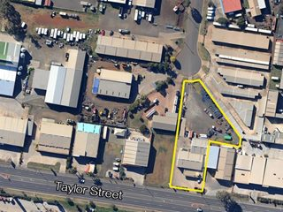 FOR LEASE - Development/Land - 331 Taylor Street, Wilsonton, QLD 4350