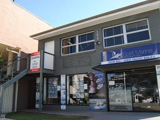 FOR LEASE - Medical | Offices | Retail - 1/455 Esplanade, Manly, QLD 4179