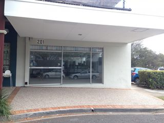 FOR LEASE - Medical | Offices | Retail - 201 Stratton Tce, Manly, QLD 4179