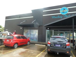 FOR LEASE - Retail | Offices | Showrooms - 1-7 Windmill Crossing, Mount Pleasant, QLD 4740