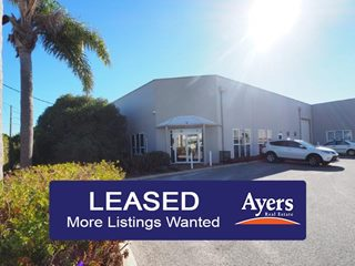 FOR LEASE - Industrial | Offices - 1, 21 Vale Street, Malaga, WA 6090
