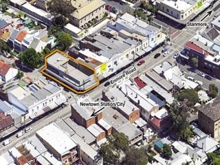 AUCTION 22/11/2016 - Development/Land | Offices - 164-166 Enmore Road, Enmore, NSW 2042