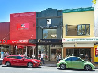 FOR LEASE - Retail | Medical | Showrooms - 391 Victoria Avenue, Chatswood, NSW 2067