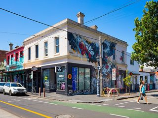 FOR LEASE - Retail | Hotel/Leisure | Offices - 412 Brunswick Street, Fitzroy, VIC 3065