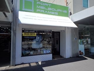 FOR LEASE - Retail | Offices - 206 Bay Street, Port Melbourne, VIC 3207