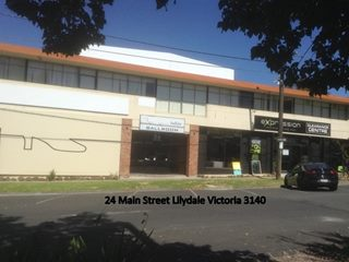FOR LEASE - Offices - 1, 24 Main Street, Lilydale, VIC 3140