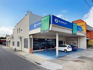 FOR LEASE - Offices | Showrooms - 26 Hoddle Street, Abbotsford, VIC 3067