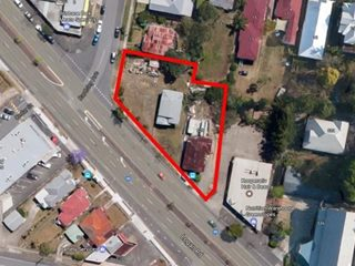 FOR SALE - Investment | Development/Land - 518 - 520 Logan Road, Greenslopes, QLD 4120