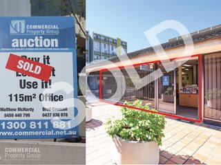 FOR SALE - Investment | Offices | Medical - 22, 1-5 Jacobs Street, Bankstown, NSW 2200