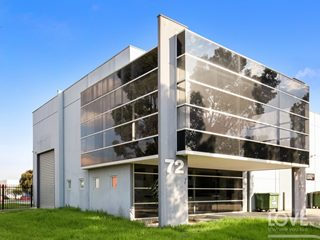 FOR LEASE - Offices | Industrial - 72 Link Drive, Campbellfield, VIC 3061