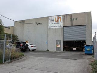FOR LEASE - Industrial - 13 Edinburgh Street, Oakleigh, VIC 3166
