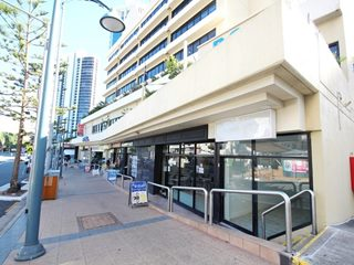 FOR LEASE - Retail | Offices - Shop 9/9 Beach Road ( RSL Building), Surfers Paradise, QLD 4217