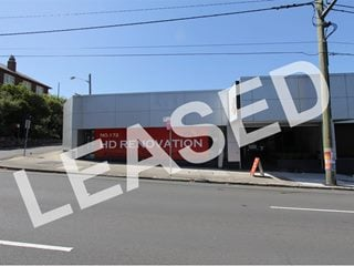 FOR LEASE - Industrial - Unit 3, 178 Princes Highway, Arncliffe, NSW 2205