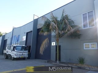 FOR LEASE - Industrial - 8, 192A Kingsgrove Road, Kingsgrove, NSW 2208