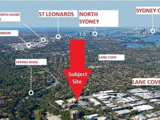 EOI - Development/Land | Industrial - 23A Mars Road, Lane Cove, NSW 2066