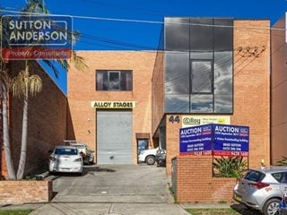 AUCTION 12/09/2017 - Industrial - 44 Whiting Street, Artarmon, NSW 2064