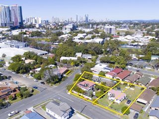FOR SALE - Investment | Development/Land - 18-20 & 13-15 on Shillito & Water Street, Southport, QLD 4215
