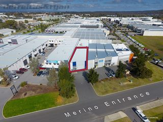 FOR LEASE - Industrial | Offices - 1/9 Merino Entrance, Cockburn Central, WA 6164